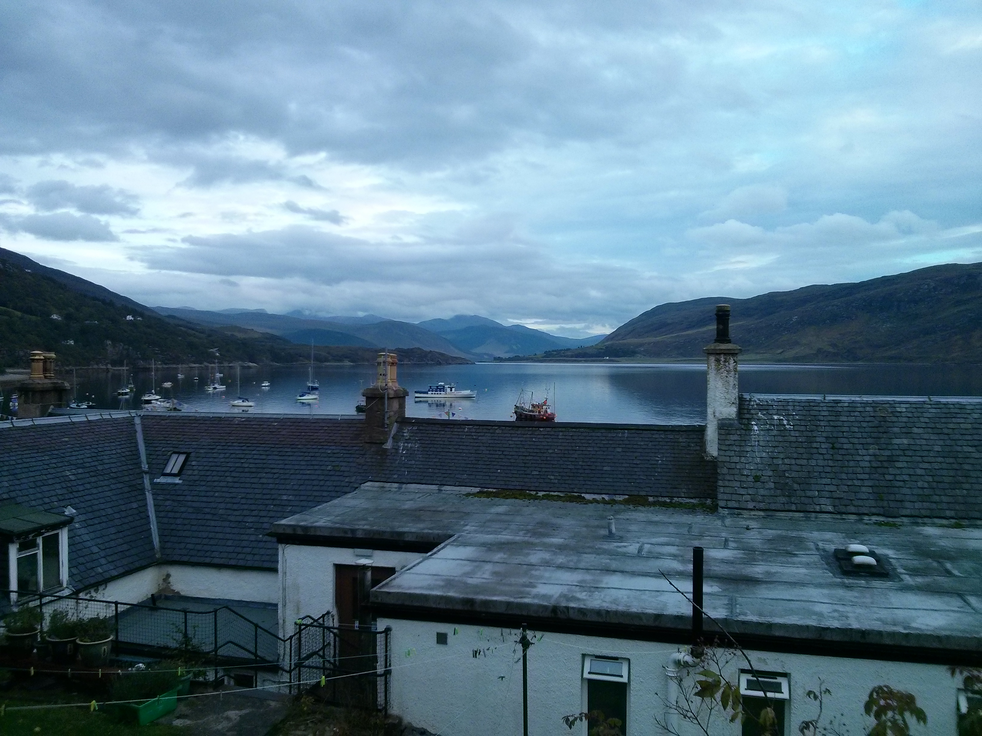 Loch Broom from Ullapool