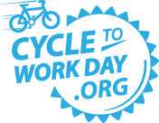 National cycle to work day logo