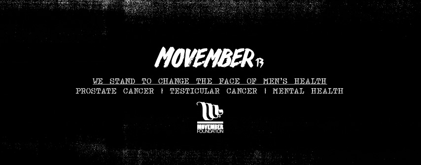 What Movember is about!