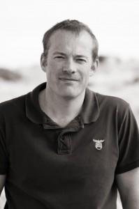 Black and White Portrait Image
